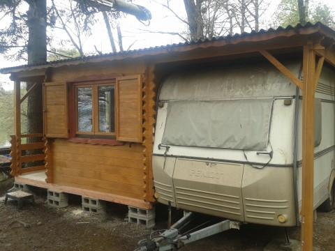 Preingresso per roulotte e caravan