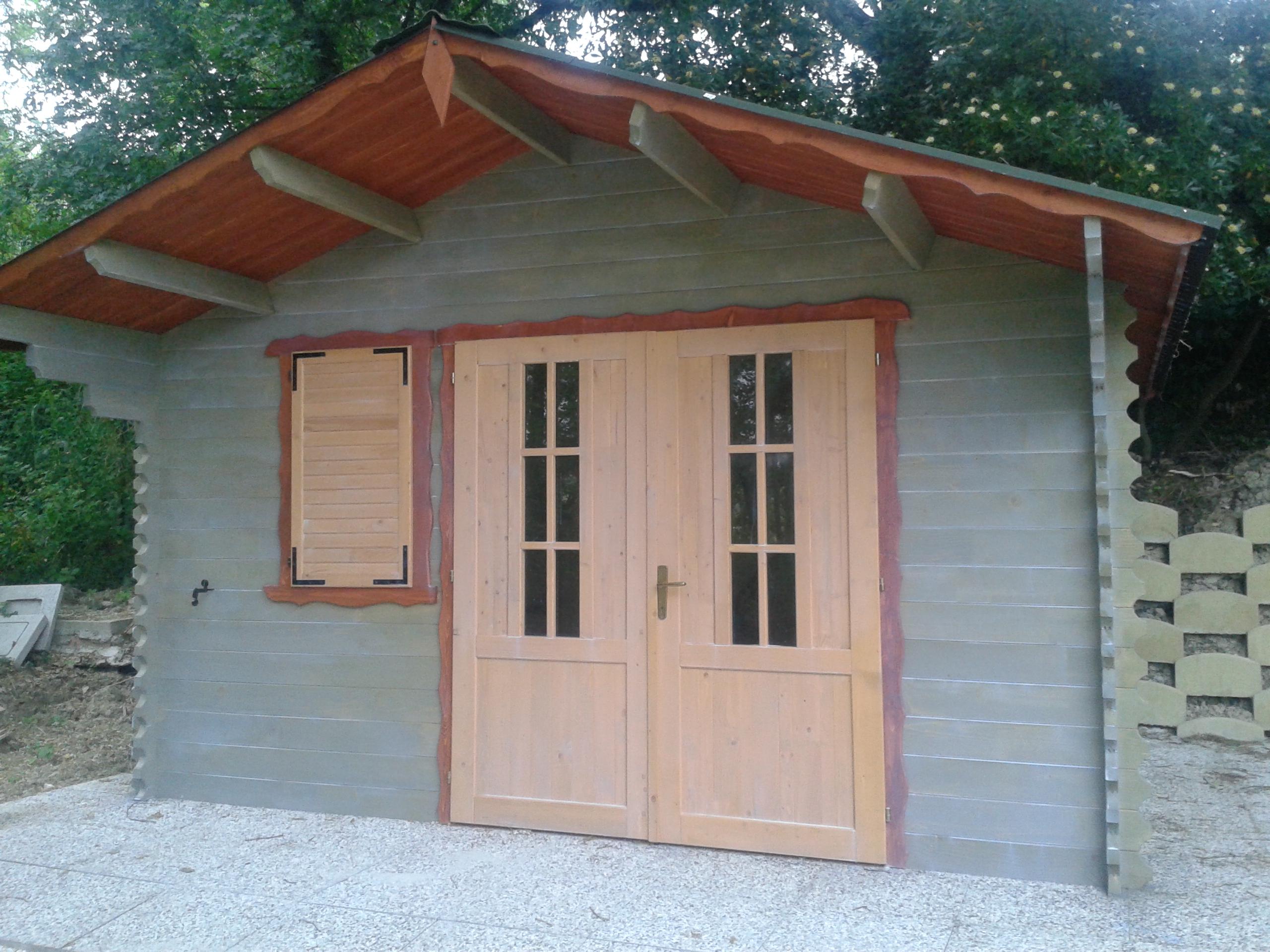 Casette in legno di abete 4x4 mt case in legno for Casette di legno