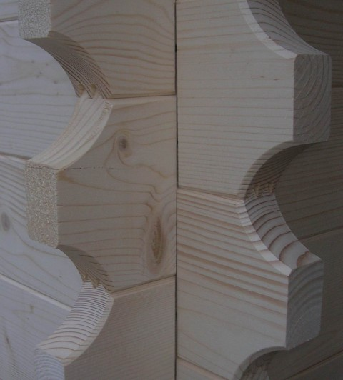 Casetta in legno 3x5 mt.