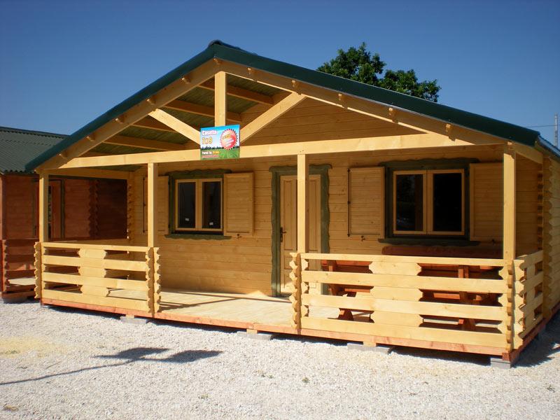 Casette in legno di abete 7x9 mt case in legno for Casette di legno prezzi