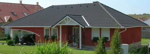 Casa abitabile in legno